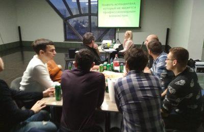 Корпоративное мероприятие для отдела телекоммуникаций IT компании «Эполь Софт» в формате паб-квиза. - фото 1