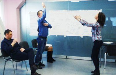 Тренинг ораторского мастерства и публичных выступлений для руководителей ГК «СТИМ» - фото 1
