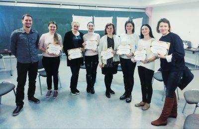 Тренинг эмоциональной устойчивости для педагогов частной школы «1-й шаг» - фото 1