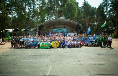 Республиканский корпоративный турслёт ПО «Белоруснефть» - фото 1