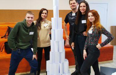 Тренинг командного взаимодействия для линейного персонала казино B-clab (Минск) - фото 1