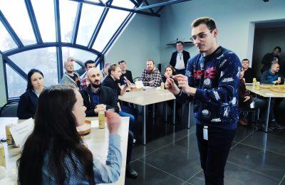Новый формат корпоративного тимбилдинга для сотрудников IT компании «Эполь Софт» - фото 1